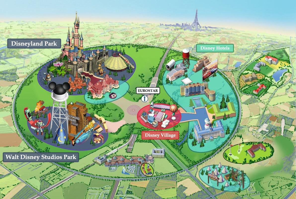 Lemon greece for Amusement parks in paris